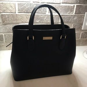 Brand New! BLACK Kate Spade Laurel Way Evangelie